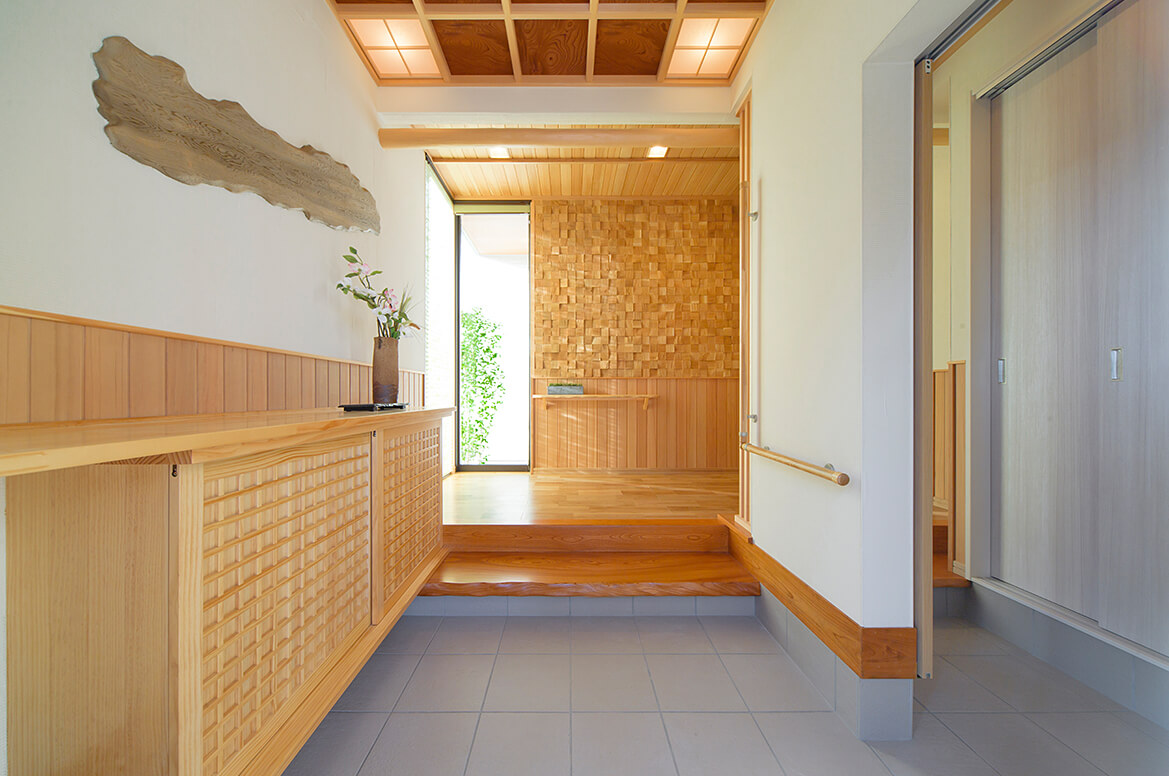 高岡市野村「未来」常設モデル展示場 丸高木材株式会社 マルタカハウス
