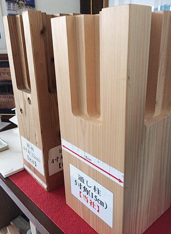 富山県 注文住宅 耐久性の高い通し柱5寸角|丸高木材マルタカハウスの家