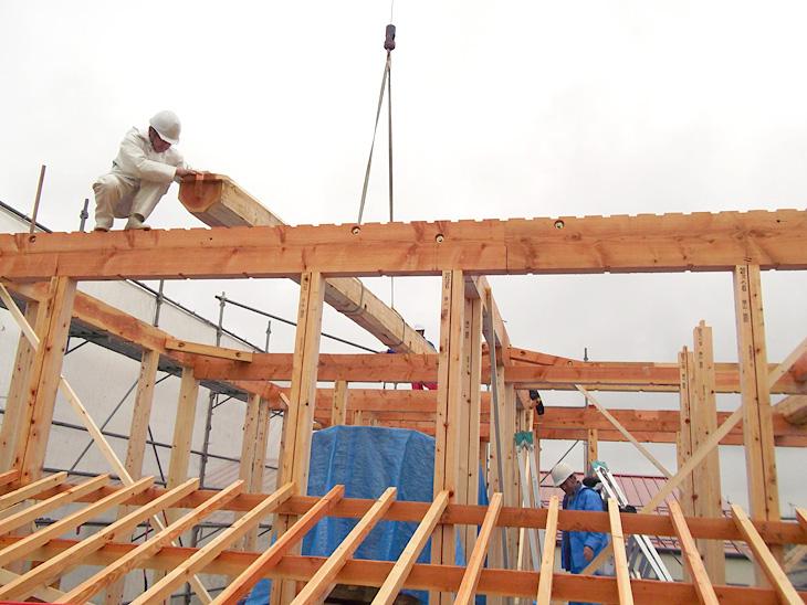 富山県 注文住宅 ガンコな耐震骨太基礎工事|丸高木材マルタカハウスの家